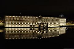 Toulouse Hôtel Dieu Saint-Jacques Garonne dôme hôpital La Grave (Philippe Renauld) Tags: toulouse hôtel dieu saintjacques garonne dôme hôpital grave hautegaronne eau nuit night occitanie france fr