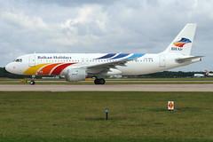 Balkan Holidays Air - Airbus A320-211 - LZ-BHA (Andy2982) Tags: airliner balkanholidaysair airbusa320211 lzbha cn029 manchesterairport
