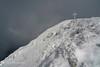Contrasti di vetta (EmozionInUnClick - l'Avventuriero photographer) Tags: croce inverno montesanvicino vetta