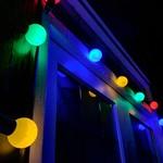 'Flickring' Lights   Happy Christmas Everyone! thumbnail