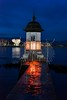 Genève - phare de la jetée des Eaux-Vives (olivierurban) Tags: phare genève suisse switzerland geneva houselight night nuit sonyilce7m2 fe55mmf18za