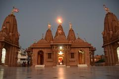 Swami Narayan Temple. (Manoo Mistry) Tags: nikon nikond5500 tamron tamron18270mmzoomlens india gujarat temple hindu hindutemple swaminarayantemple
