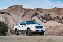 Vasquez Rocks-11 (Diving Pete) Tags: california fordf150 intobeyondphotography location pickup usa vasquezrocks vehicle