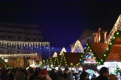 Bucharest Christmas Market 2017 (WT_fan06) Tags: bucharest bucuresti christmas market targ craciun artsy aesthetic night noapte light lumina brad tree tradition traditional happynewyear newyear 2017 iarna winter city nikon d3400 romania