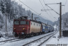 45-0397-5 CFR Calatori (mureseanu_976) Tags: 060 ea asea allmana svenska elektriska aktibogalet vasteras suedia schweden sweden 5100 kw 25 kv 50 hz cfr calatori caile ferate romane 4503975