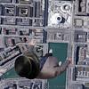 En apesanteur (Philémon Shivar) Tags: havre lh lehavre altitude apesanteur hauteur vertige normandie france