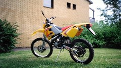 Beta RR 50 (Thomas Ohlsson Photography) Tags: beta betarr50 moped italy enduro mchuset 1999 50cc film analog lomma