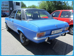 Opel Ascona A 1.9 SR (v8dub) Tags: opel ascona a 1 9 sr schweiz suisse switzerland langenthal german gm pkw voiture car wagen worldcars auto automobile automotive youngtimer old oldtimer oldcar klassik classic collector