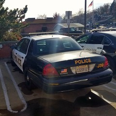 Jackson Police Ford Crown Victoria (Caleb O.) Tags: jackson police crownvictoria california