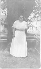 Nell Kirby Enland, Kirby Hosp Donor, Monticello, IL c1915 (RLWisegarver) Tags: piatt county history monticello illinois usa il