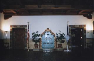 Wilkes Barre -  Kirby Memorial Health Center - Historic - Lobby