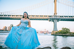 Manhattan Brigde (luisbajanai) Tags: nyc newyork newyorkcity newyorkskyline quinceaños quinceañera fifteen teen teenager cute cinderella princess nuevayork