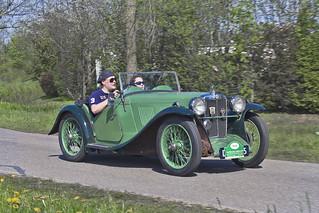 MG J2 Midget 1933 (8153)