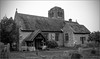 St David's Church, Newbold on Stour, Warwickshire (alanhitchcock49) Tags: white davids church newbould stour warwickshire black and mono