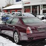 Maserati Quattroporte thumbnail
