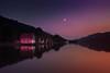 Großer Alpsee (neugebauerklaus) Tags: fischerhaus groseralpsee nachtaufnahme nacht immenstadt berge oberallgäu allgäu alpen bergsee