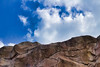 Sky on the rocks (foto-creative) Tags: nature landscape rockobject sky scenics outdoors blue mountain geology cloudsky sandstone desert beautyinnature cliff nopeople travel summer backgrounds extremeterrain dry everypixel