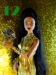 """December 12-""""All that glitters"""" (SwaggyWiggums) Tags: mattel fashionista"""