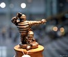 mascotte Mr. BIBENDUM (pontfire) Tags: radiator cap maskottchen mascota mascot maskot μασκότ portafortuna マスコット талисман mascotte emblème bouchon radiateur art