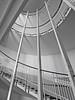 historic staircase (christikren) Tags: psk austria architecture blackwhite bw christikren grey linescurves noiretblanc österreich perspective vienna wien stairs staircase ottowagner lines