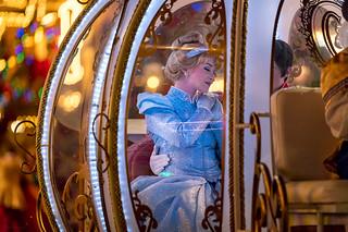 Magic Kingdom - Charmed Cinderella