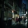 Pontocho (VLKong) Tags: cinestill800t120alpha cinestill800t voigtlanderbessaiii667 epsongtx980 pontocho kyoto hanamachi film