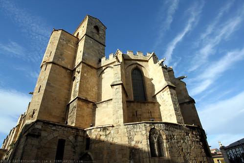 FR10 9326 Notre-Dame de Lamourguier. Narbonne, Aude, Languedoc