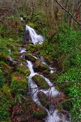 Cascada de Xorroxín (aluiscr) Tags: naturaleza nature río river batzán nafarroa navarra mountain espagne spain españa