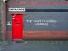 It's Arrived! (Peter.Bartlett) Tags: manchester peterbartlett urban text unitedkingdom wall urbanarte lunaphoto facade doorway sign city door colour england gb