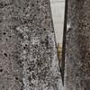 Slit (sandroraffini) Tags: squarcio taglio fessura slit cut stone pietra canon 70200 superfice surface minimalismo minimalism sandroraffini castelbolognese abstract reality angolo angle acuto