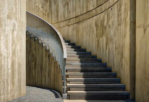Apartheid Museum Stairs
