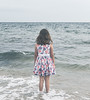Girl By The Sea (Marcus Uddenhed Photography) Tags: girl sea water mysterious portrait waiting sweden