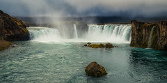 The Goðafoss (David Ruiz Luna) Tags: goðafoss bárðardalur þorgeirljósvetningagoði waterfallofthegods northeasternregion sprengisandur lawspeaker religion norsegods waterfall iceland water life vida island isla northerniceland islandia summer verano touraroundtheworld turismo travel trip viajar europa europe nature naturephotograph naturelover naturaleza falls catarata waterfalls beautyinnature beauty belleza landscape scenic outdoors cool
