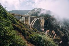 Bixby Bridge (michael spear hawkins) Tags: ca california hwy1 highway1 bixbybridge