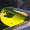 Sunrise (Jason Turner) Tags: aeroplane aircraft light shadow airborne aerial flight aviation engine square transport travel flying plane flickriver morning airbaltic airliner