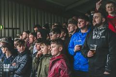 Merthyr vs Hereford - Fan Photos (Same Old Smith) Tags: football fans footballfans soccer merthyr merthyrtown fc stadium support sportsphotograph wales welsh hereford town