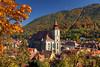 Brasov in Autumn (hapulcu) Tags: brasov brasso herbst kronstadt romania romanya rumanien siebenbürgen transylvania automne autumn autunno castle otoño toamna