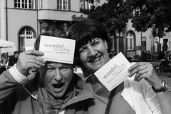 """Die Wandelwoche auf dem 5. Markt der regionalen Möglichkeiten in Kyritz • <a style=""""font-size:0.8em;"""" href=""""http://www.flickr.com/photos/130033842@N04/25578270978/"""" target=""""_blank"""">View on Flickr</a>"""