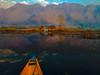 Serenity (siam wahid) Tags: dallake india srinagar kashmir lake mountain mountainside travel shikara reflection water tree landscape sky grass