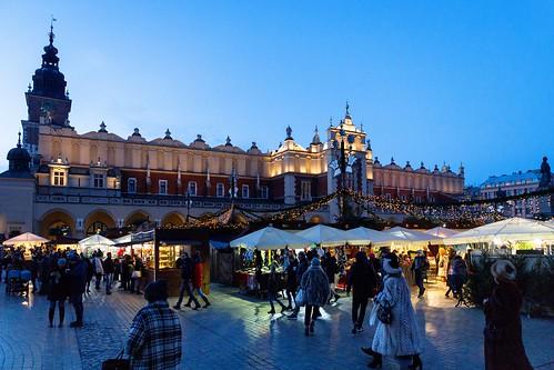 Boże Narodzenie w Krakowie / Christmas in Krakow