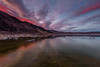 Mono Lake Icy Sunset Reflection (Jeffrey Sullivan) Tags: mono lake sunset reflection easternsierra milkyway leevining monocounty california united states usa night landscape nature photography astrophotography astronomy canon eos 6d photo copyright 2017 jeff sullivan december ice