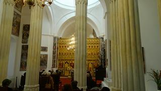 Bucharest, inside Cotroceni Monastery [25.12.2017]