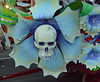 Details Details! (BKHagar *Kim*) Tags: bkhagar mardigras neworleans nola celebration party parade outdoor street napoleon crowd people floats march float skull bones flower