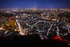 PhoTones Works #9396 (TAKUMA KIMURA) Tags: photones sigma dp0quattro takuma kimura 木村 琢磨 tokyo town night scenic street building highrise 東京 町 夜景 街 ビル 高層ビル