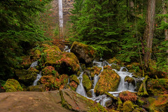 Tall Watson Falls (MelRoseJ) Tags: oregon unitedstates us zeiss waterfall watsonfalls hdr sonyalpha sony sonyilca77m2 a77ii alpha autofocus carlzeiss