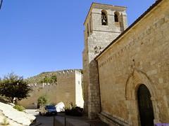 Curiel de Duero (santiagolopezpastor) Tags: medieval middleages espagne españa spain castilla castillayleón valladolid provinciadevalladolid castillo castle chateaux iglesia church