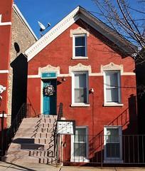 1343 N. Bosworth Avenue (Brule Laker) Tags: chicago illinois wickerpark nearnorthwestside