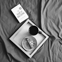 Christmas is incomplete without rum raisin cake.. (senmou2000) Tags: rumraisincake cake coffee almond raisin book reading morning lasyweek holiday happyholidays blackcoffee coffeeporn breakfast breakfastporn mobileshot cakelove food foodphotography foodporn foodlovers dessert christmas celebration blackandwhitephotography blackandwhite blackandwhitephoto stilllifephotography stilllife