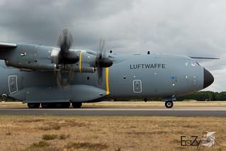 54+04 German Air Force (Luftwaffe) Airbus A400M