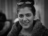 Karen (Nikonsnapper) Tags: olympus omd em1 zuiko 45mm street portrait bw eyecontact